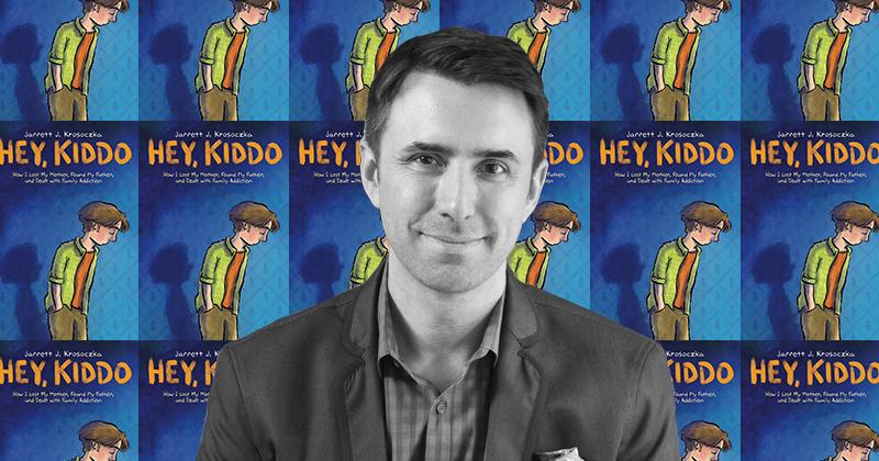 Meet National Book Award Finalist Jarrett J. Krosoczka
