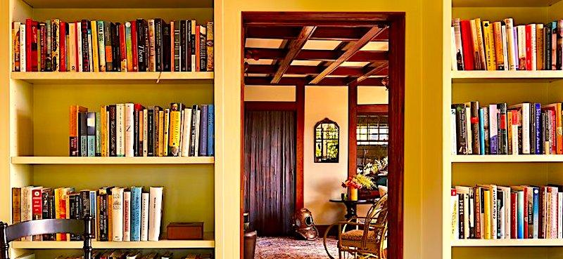 I Fall In Love With Bookshelves Too Easily