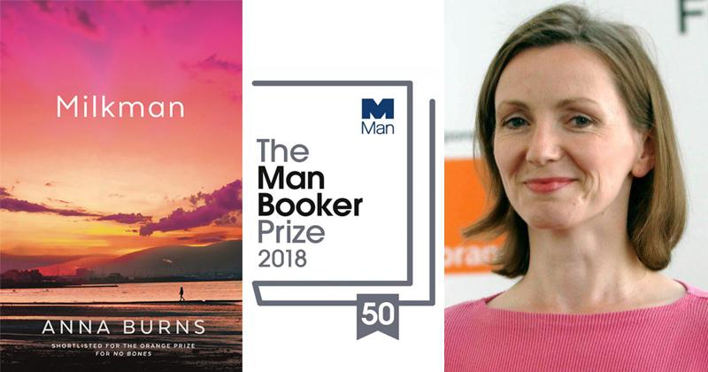 Anna Burns Wins the 2018 Man Booker Prize