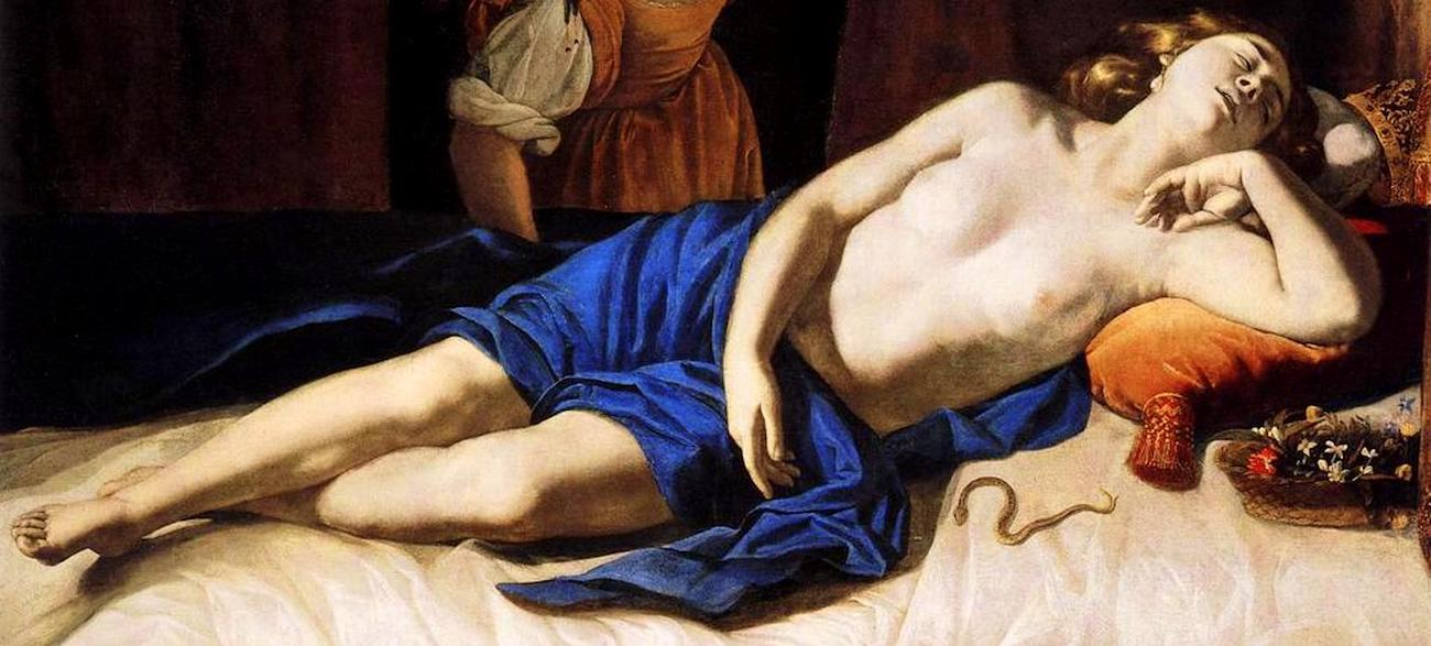 The Vengeance of Artemisia Gentileschi | Literary Hub