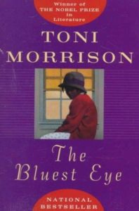 Toni Morrison, The Bluest Eye