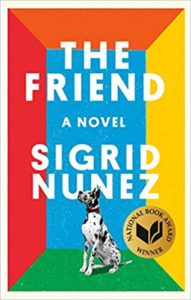 Sigrid Nunez, The Friend