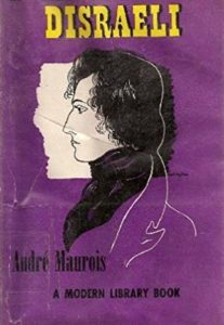 André Maurois, Disraeli