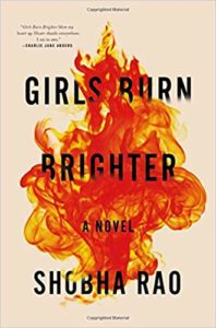 Shobha Rao, Girls Burn Brighter