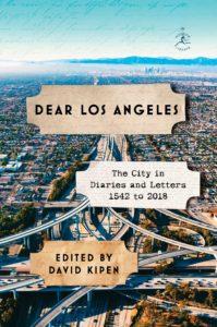 David Kipen, Dear Los Angeles
