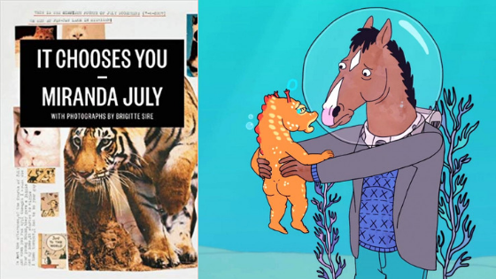 BoJack Horseman / Miranda July