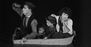 Buster Keaton - the boat