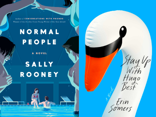 Normal People, Stay Up With Hugo Best, Sally Rooney, Erin Somers