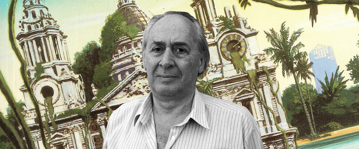 You Can't Rely on Inspiration: Essential Writing Advice from J.G. Ballard