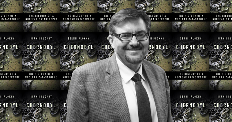 Serhii Plokhii Chernobyl The History Of A Nuclear Catastrophe