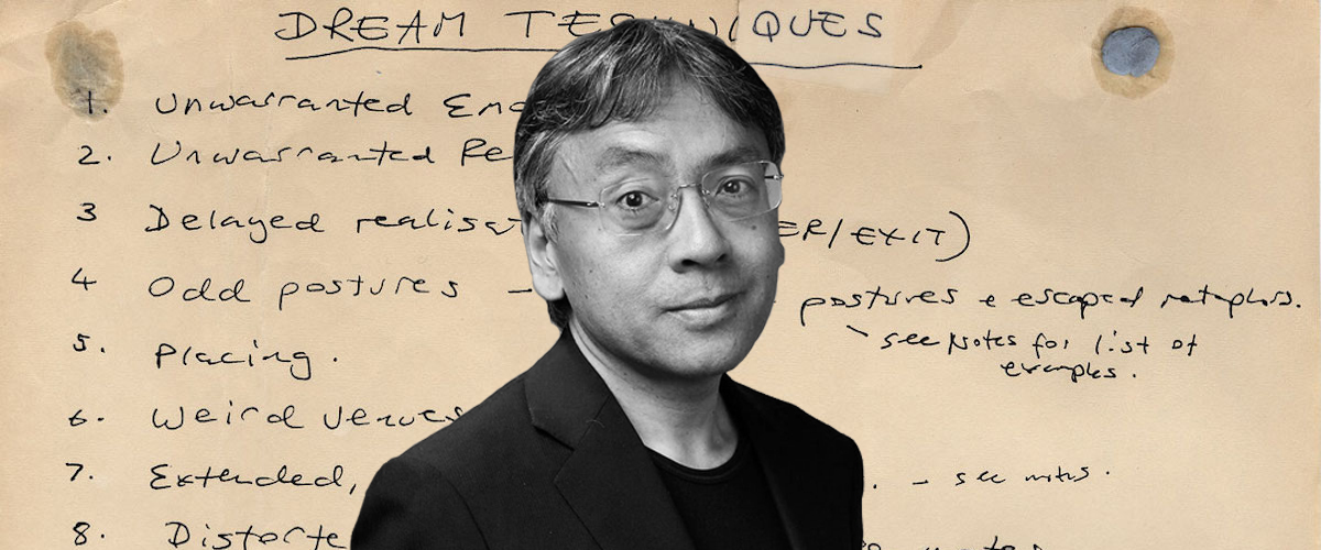 "How Kazuo Ishiguro Used ""Dream Techniques"" to Write His Most Polarizing Novel"