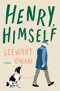 stewart o'nan henry, himself