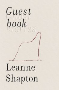 Leanne Shapton, Guestbook: Ghost Stories