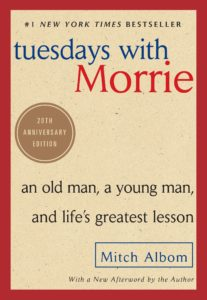 Mitch Albom, Tuesdays with Morrie
