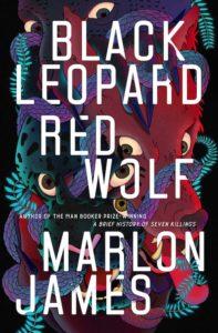 Marlon James, Black Leopard, Red Wolf