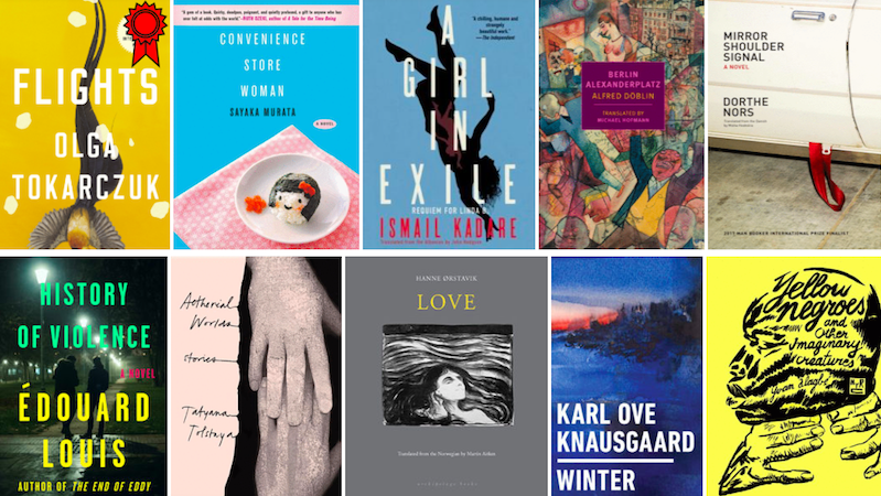 Presenting Book Marks Best Reviewed Books of 2018 | Literary Hub