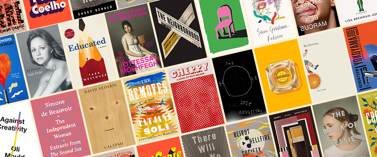 The 75 Best Book Covers Of 2018