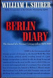 William L. Shirer, Berlin Diary