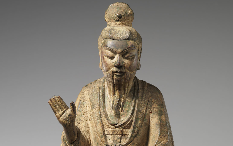 Did Lao-Tzu and Confucius Know Each Other?