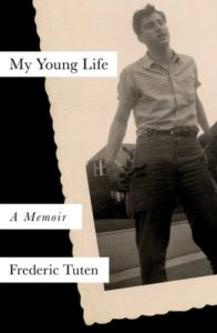 Frederic Tuten, My Young Life