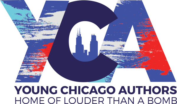 Chicago, young writers, volunteer, poetry festival