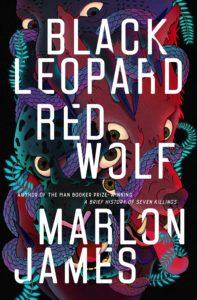marlon james, black leopard red wolf