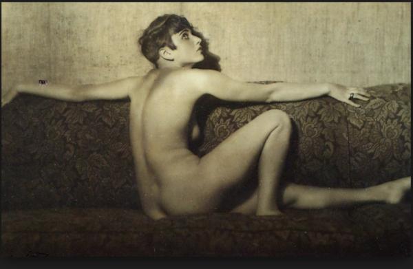 Poet, Artist, Erotic Muse of Mexico's Avant Garde: Rediscovering Nahui Olin