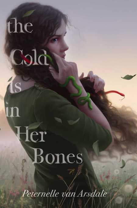 Peternelle van Arsdale, The Cold is In Her Bones, Margaret K. McElderry Books; design by TK TK (January 22, 2019)