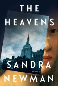 the heavens sandra newman