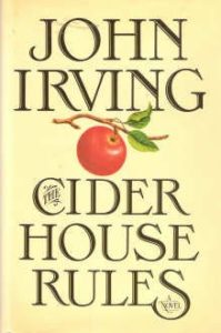 john irving cider house rules
