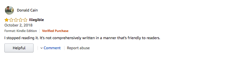 The  Best Onestar Amazon Reviews Of Faulkners The Sound And The  Article Continues After Advertisement
