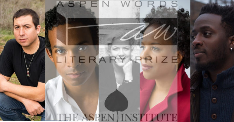 Announcing the Finalists for the Aspen Words Literary Prize thumbnail