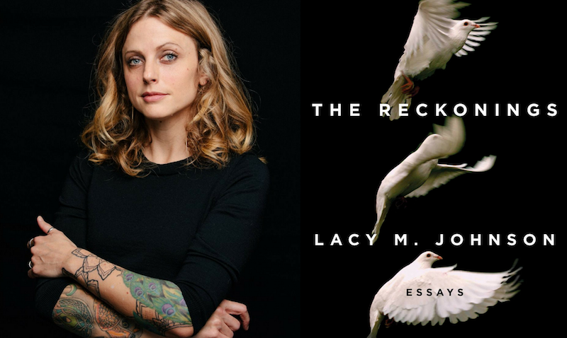 31 Books in 30 Days: David Varno on Lacy M. Johnson