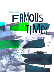 thea brown famous times cover