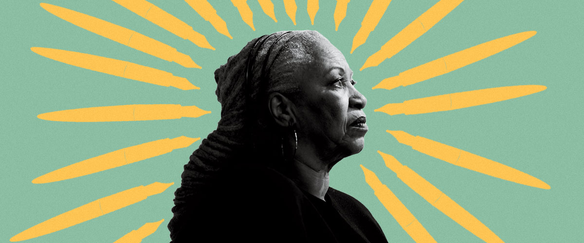 """You Don't Know Anything."" And Other Writing Advice from Toni Morrison"