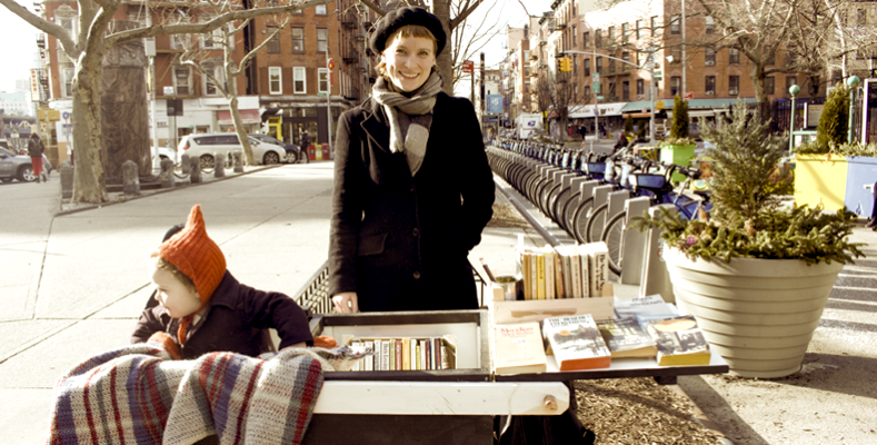 lithub.com - The Mobile Book Cart That Began on Instagram