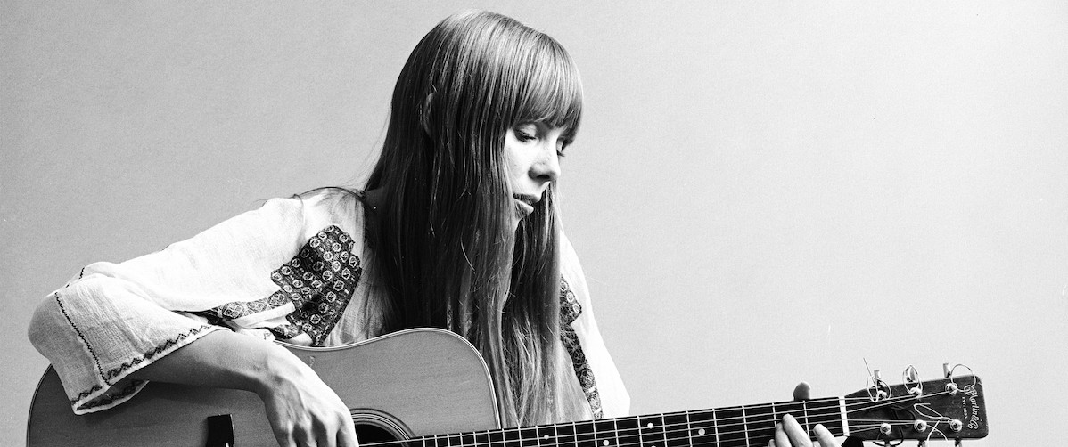 Anatomy of a Perfect Album: On Joni Mitchell's Blue | Literary Hub