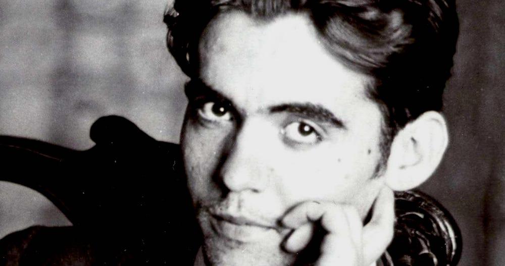 Dictators Kill Poets: On Federico García Lorca's Last Days