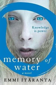 Emmi Itäranta, Memory of Water