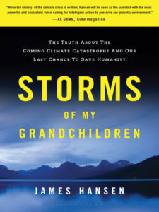 James Hansen, Storms of My Grandchildren