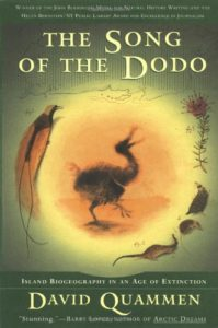 David Quammen, The Song of the Dodo