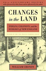 William Cronon, Changes in the Land