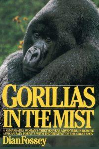 Dian Fossey,Gorillas in the Mist