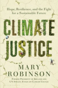 Mary Robinson, Climate Justice