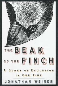 Jonathan Weiner, The Beak of the Finch