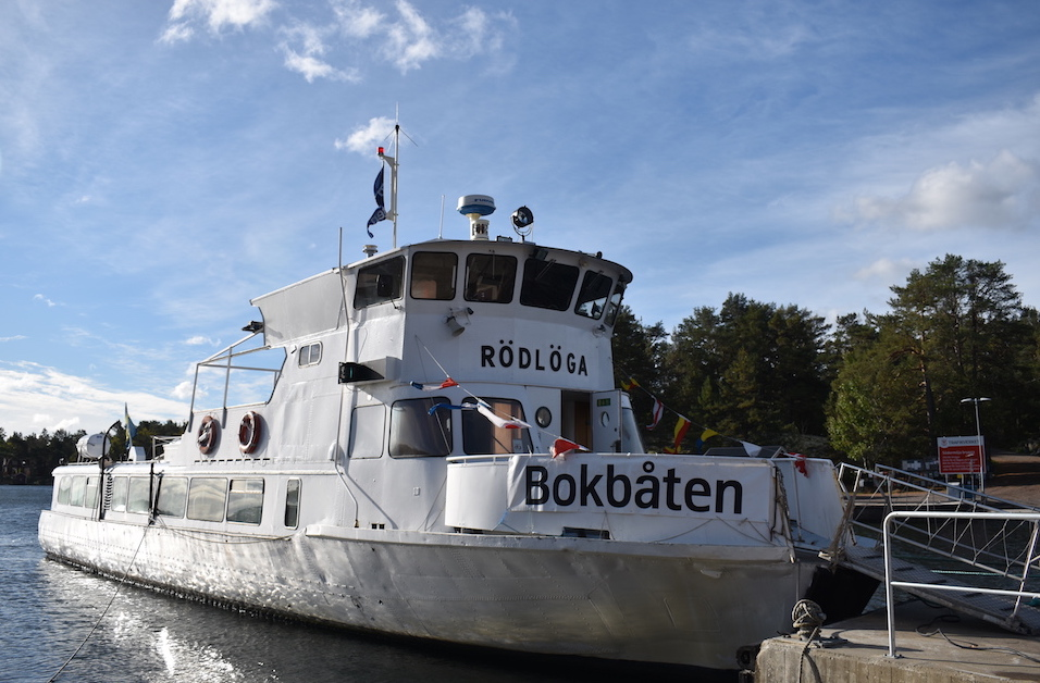 The Uncertain Future of Sweden's Floating Libraries