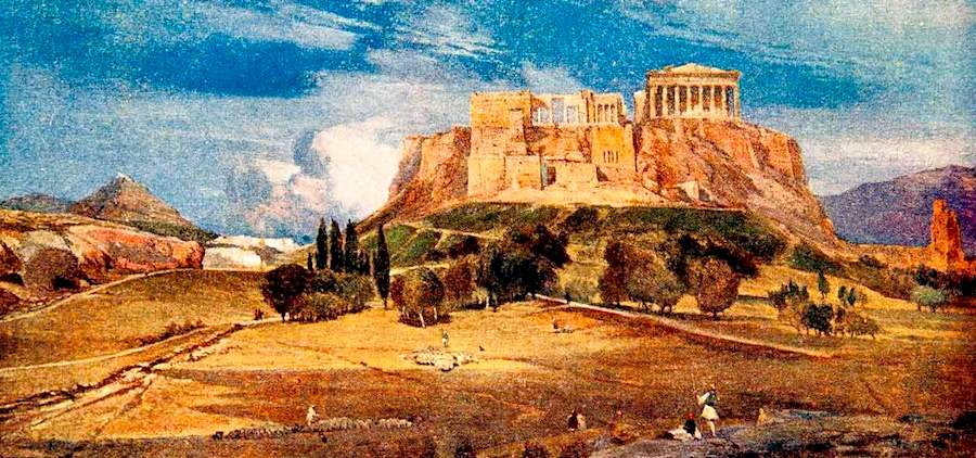 If Only It Were All Greek: A Reading List from Mary Norris