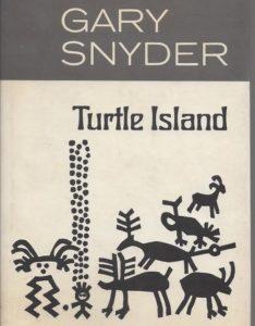gary snyder turtle island