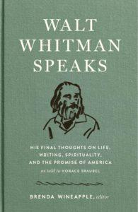 Walt Whitman Speaks