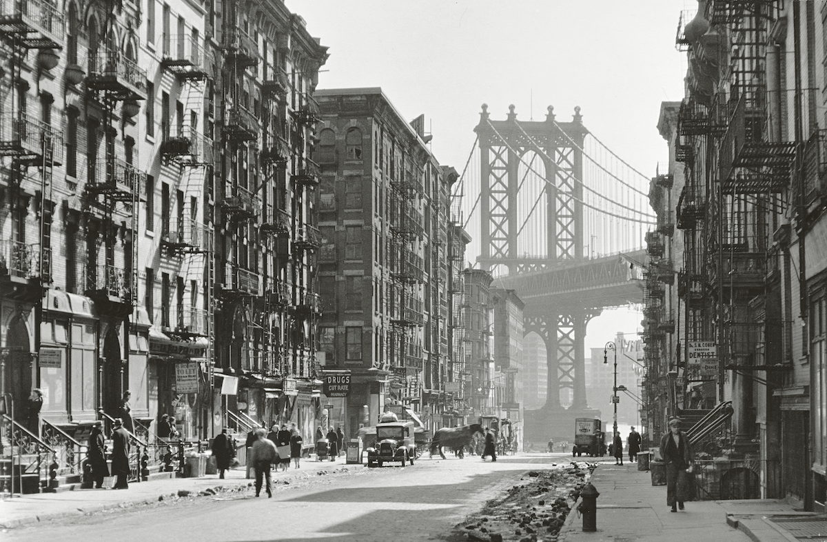 New York City in the 1930s, As Seen Through the Lens of